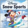 Зимний спорт с героями Диснея